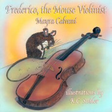 Frederico The Mouse Violinist