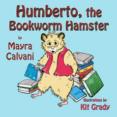 Humberto the Bookworm Hamster